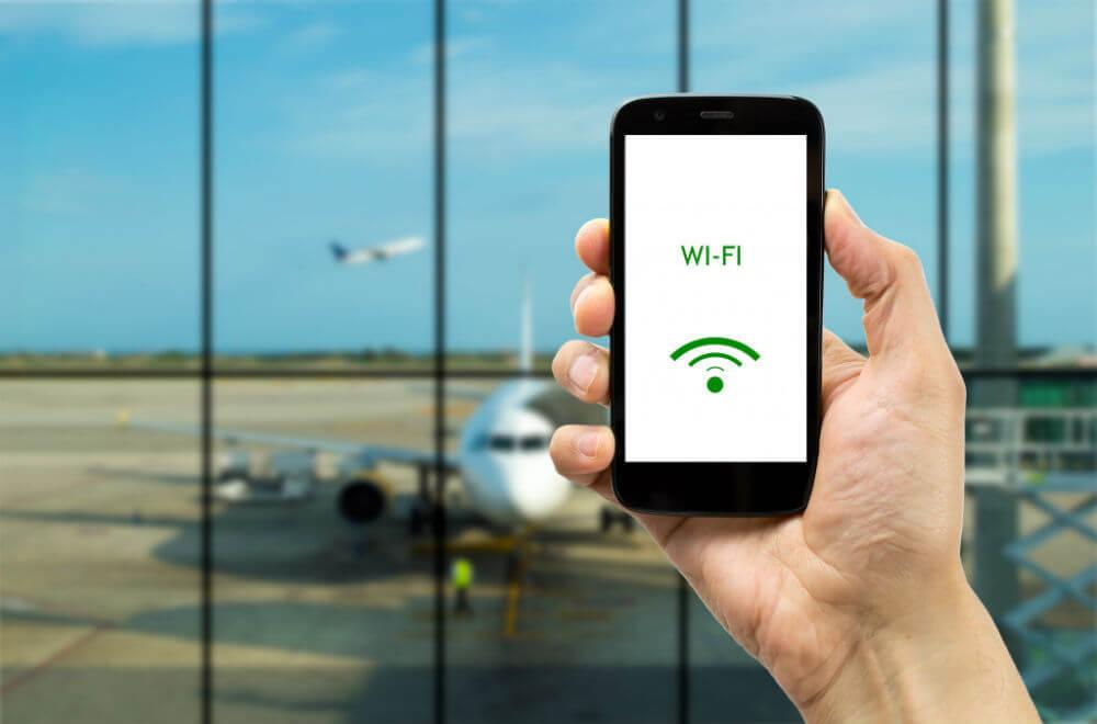 В Домодедово теперь к Wi-Fi подсоединиться проще