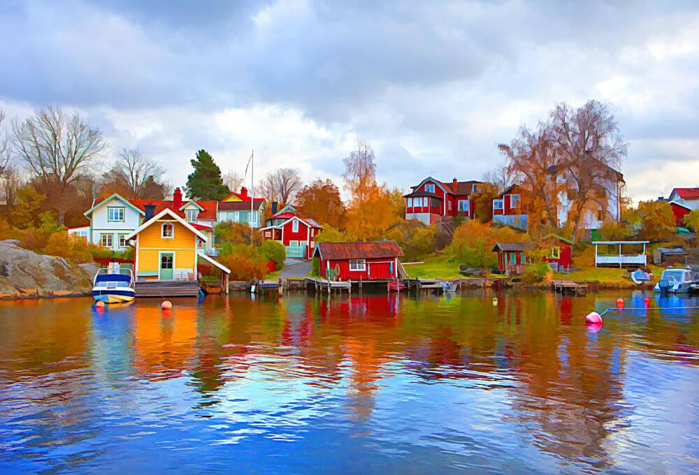 Visit Sweden приказал долго жить