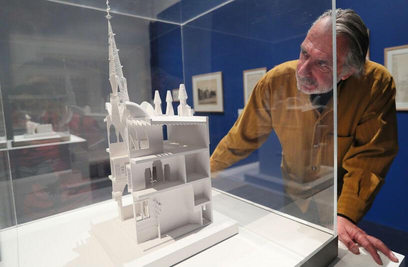 Выставка Гауди в Москве