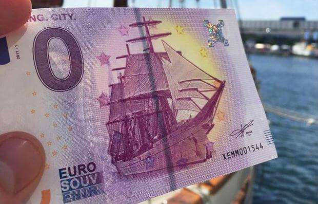 Евро, на которое ничего нельзя купить