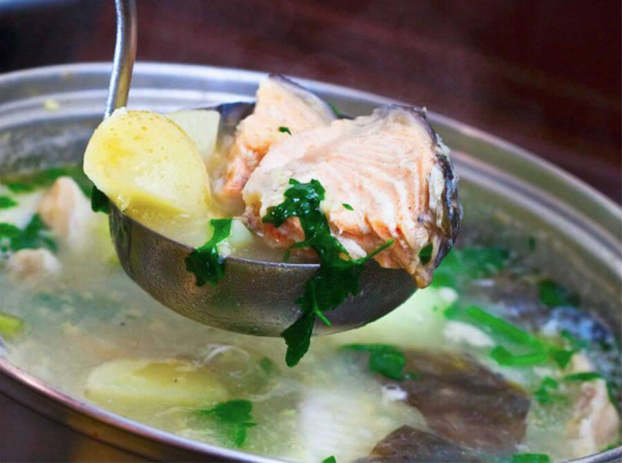 Фестиваль рыбы в Казани