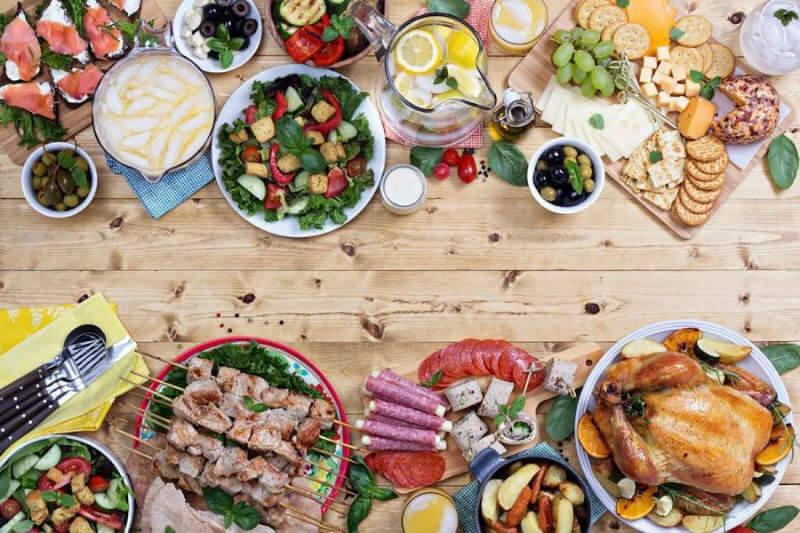 Где самая вкусная еда в России