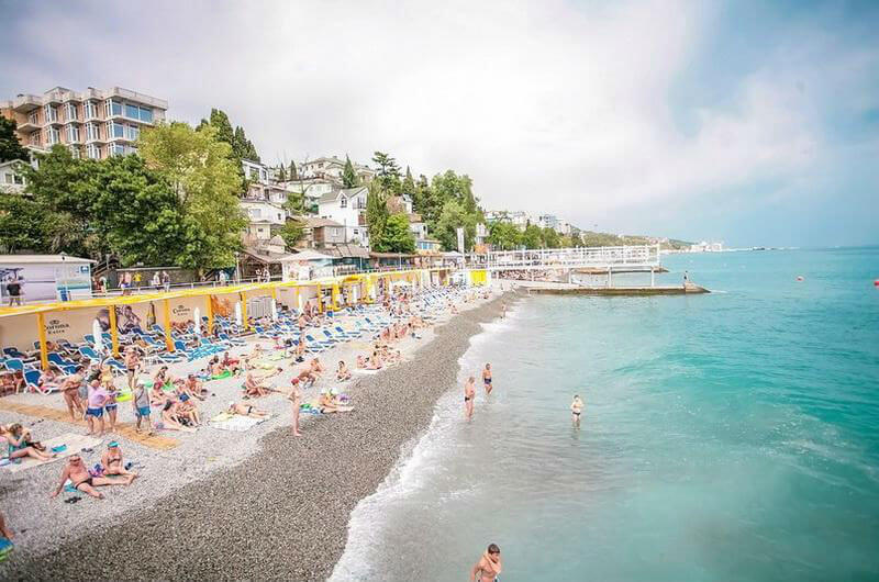 Голубой флаг получил еще один пляж в России