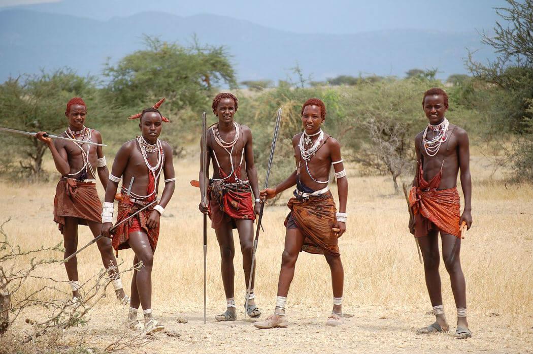 Сексуальные обычаи аборигенов африки