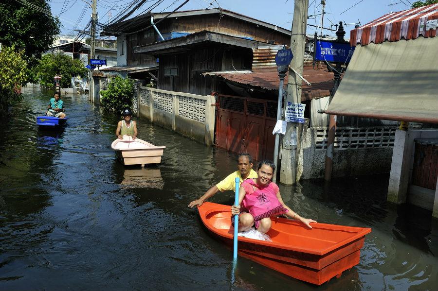Стоит помнить о сезоне дождей в Таиланде