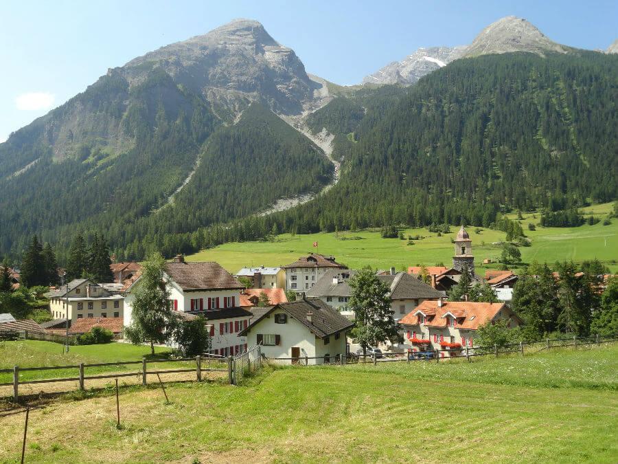 Заплати и фотографируй в Швейцарии